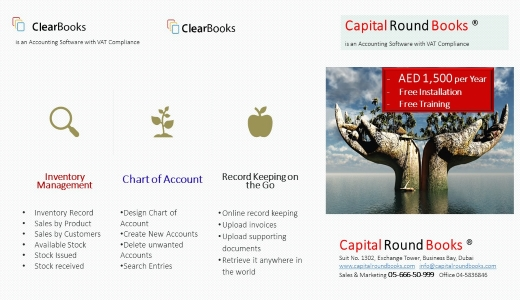 Clear Books Accounting Software 2019 3
